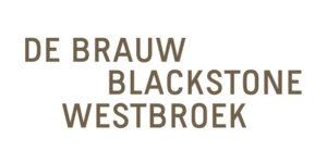 Afbeeldingsresultaat voor de brauw blackstone westbroek logo
